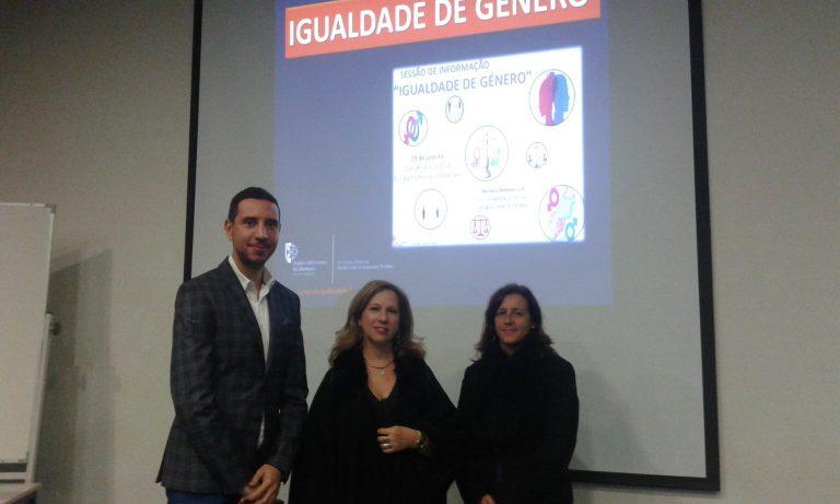 Igualdade de Género – Doutora Mariana Bettencourt