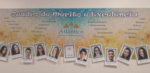 Quadro de Mérito e de excelência da EPA em 19/20