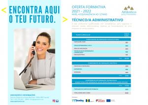 Técnico(a) Administrativo(a)